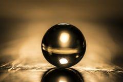 Стеклянный мрамор - Стоковое Изображение RF