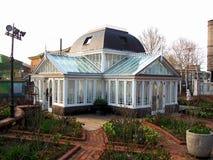 Стеклянный дом Хоккаидо Стоковое Изображение