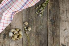 Стеклянный опарник с яичками триперсток Стоковые Фото