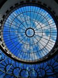 Стеклянный потолок, Франкфурт Стоковые Изображения