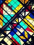 Стеклянный потолок стоковое изображение rf