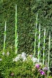 Стеклянный сад скульптур публично Стоковое Фото