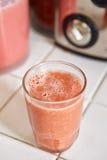 стеклянный томат сока Стоковое фото RF