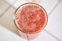стеклянный томат сока Стоковое Изображение