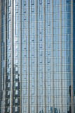 Стеклянный фасад Чунцина издательств Стоковое Изображение