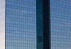 Стеклянный фасад Стоковая Фотография