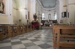 Стелла santa Giustina Лигурия, около Савоны Италии Стоковое фото RF