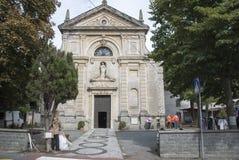 Стелла santa Giustina Лигурия, около Савоны Италии Стоковая Фотография