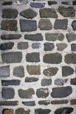 стена античного серого masonry grunge старая каменная Стоковое Изображение RF