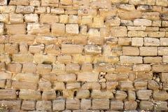 стена античной предпосылки каменная Стоковое Фото