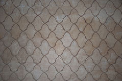 Стена Альгамбра предпосылки Стоковая Фотография RF