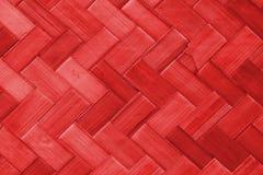 Стена бамбука абстрактного искусства Стоковая Фотография RF