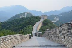 стена башни фарфора большая Стоковое Изображение
