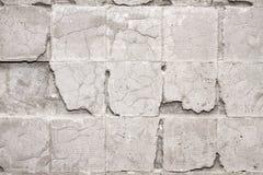 Стена без плиток Стоковая Фотография
