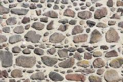 Стена больших камней Стоковые Изображения