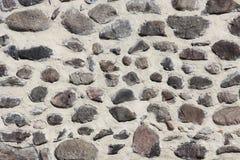 Стена больших камней Стоковые Фотографии RF