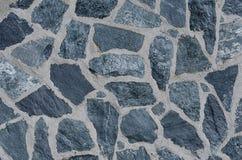 Стена больших серых камней Стоковые Фото