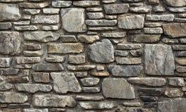 Стена блока утеса Стоковая Фотография RF