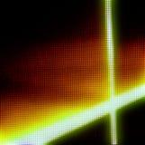 стена видео матрицы многоточия Стоковые Изображения RF