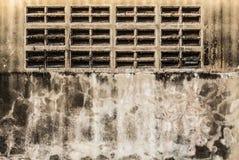 Стена воздуха отверстия Стоковая Фотография RF