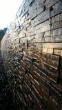 Стена воды Стоковое Изображение