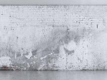 Стена гипсолита Grunge иллюстрация вектора