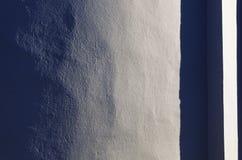 Стена гипсолита монастыря Стоковая Фотография RF