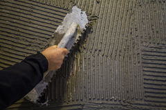 Стена гипсолита стоковое изображение rf