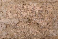 Стена гипсолита Стоковые Изображения