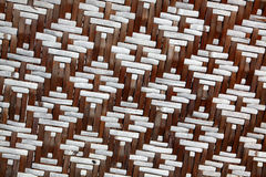 Стена гончарни Стоковое Изображение RF