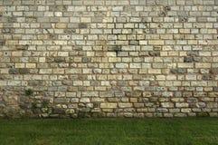 Стена города Стоковая Фотография RF