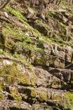 стена горы утесистая Стоковое Фото