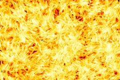 Стена горя предпосылки огня Стоковое Фото