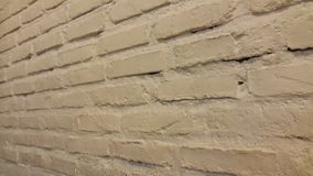 Стена голого кирпича Стоковые Фото