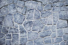 Стена голубого коричневого цвета (предпосылка, обои, кирпичи) Стоковое фото RF