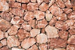 стена гранита грубая Стоковое Изображение