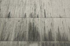 Стена гранита состоя из много различных панелей Стоковые Фотографии RF