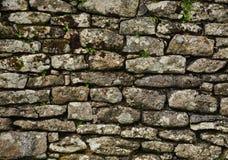 Стена гранита Стоковые Фотографии RF