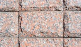 Стена гранита Стоковые Изображения RF