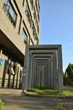 Стена градиента Стоковые Фотографии RF