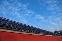 стена дворца королевская Стоковые Изображения RF