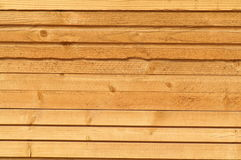 стена деревянная Стоковое Изображение RF