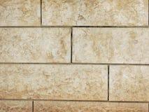 Стена декоративных плиток Стоковое фото RF