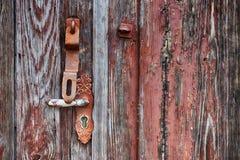 стена деревянная Стоковые Фотографии RF