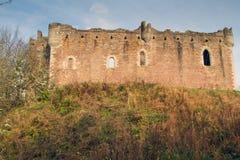Стена замка Стоковая Фотография RF