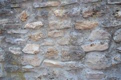 Стена замка Стоковое Изображение