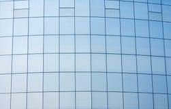 стена занавеса стеклянная Стоковое Изображение