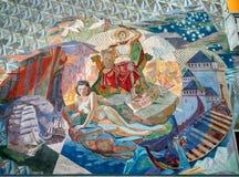 Стена здание муниципалитета nobel мира Осло стоковые изображения