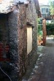Стена земли стоковое фото