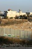 стена Иерусалима барьера Стоковая Фотография RF